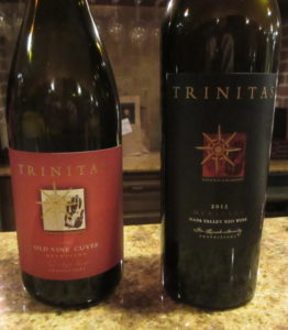 Trinitas Cuvee & Meritage Photo