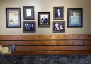 Stonehaus Photo Wall